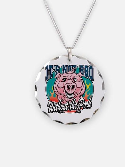BBQ Pork Necklace