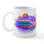 Astro Diner Mugs