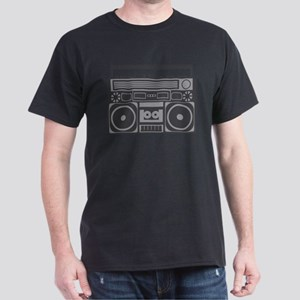 Boom Box Dark T-Shirt