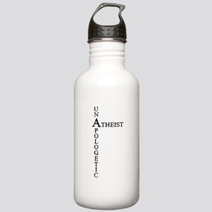 Unapologetic Atheist Stainless Water Bottle 1.0L