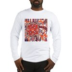 Poinsettia Power Long Sleeve T-Shirt