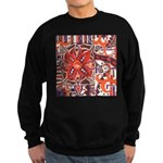 Poinsettia Power Sweatshirt (dark)