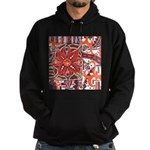 Poinsettia Power Hoodie (dark)