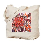 Poinsettia Power Tote Bag