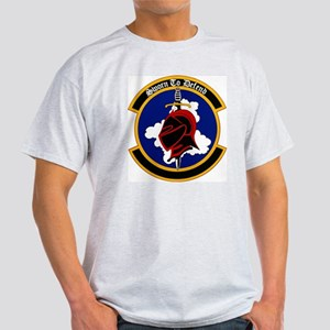 32d Security Police Ash Grey T-Shirt