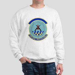 52d Security Police Sweatshirt