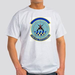 52d Security Police Ash Grey T-Shirt