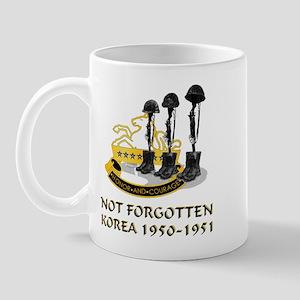 8th Cavalry Regiment Mug
