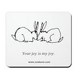 Bun 4 Joy Mousepad