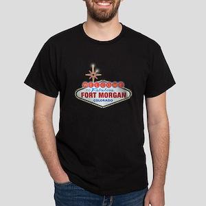 Fabulous Fort Morgan Dark T-Shirt