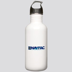 NAVFAC Stainless Water Bottle 1.0L