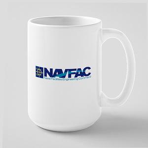NAVFAC Large Mug