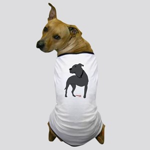 Tripawds Front Leg Pit Bull Dog T-Shirt