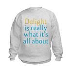 Delight Kids Sweatshirt