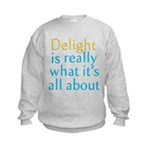 Delight Kids Sweatshirt
