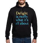 Delight Hoodie (dark)