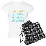 Delight Women's Light Pajamas