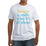 Delight Fitted T-Shirt