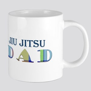 JiuJitsuDad 20 oz Ceramic Mega Mug
