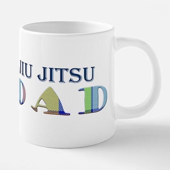 JiuJitsuDad.jpg 20 oz Ceramic Mega Mug