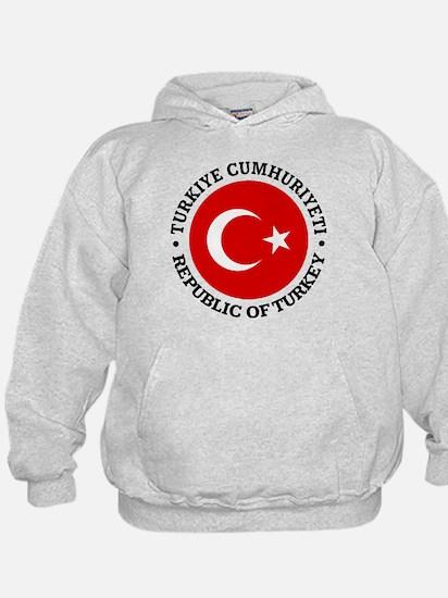 Turkey (rd) Hoodie