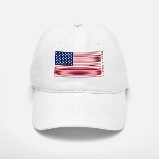 United States of UPC Baseball Baseball Cap