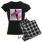 CROSS TRAINING Women's Dark Pajamas