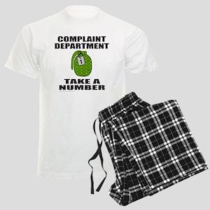 COMPLAINT DEPARTMENT Men's Light Pajamas
