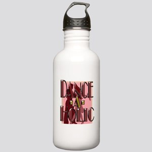 DANCE-A-HOLIC Stainless Water Bottle 1.0L