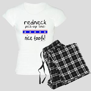 REDNECK NICE TOOTH Women's Light Pajamas