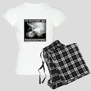 RADIOGRAPHING Women's Light Pajamas