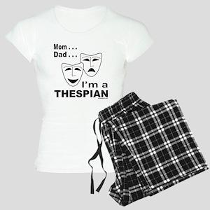 ACTOR/ACTRESS/THESPIAN Women's Light Pajamas