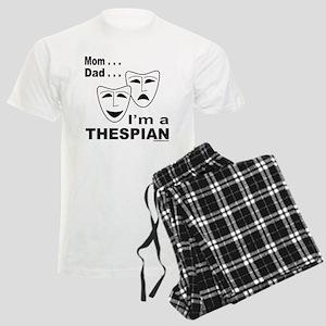 ACTOR/ACTRESS/THESPIAN Men's Light Pajamas