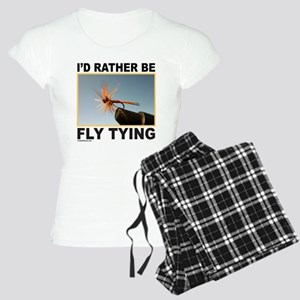 FLY TYING Women's Light Pajamas
