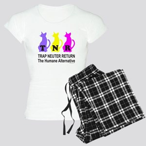 TRAP NEUTER RETURN Women's Light Pajamas