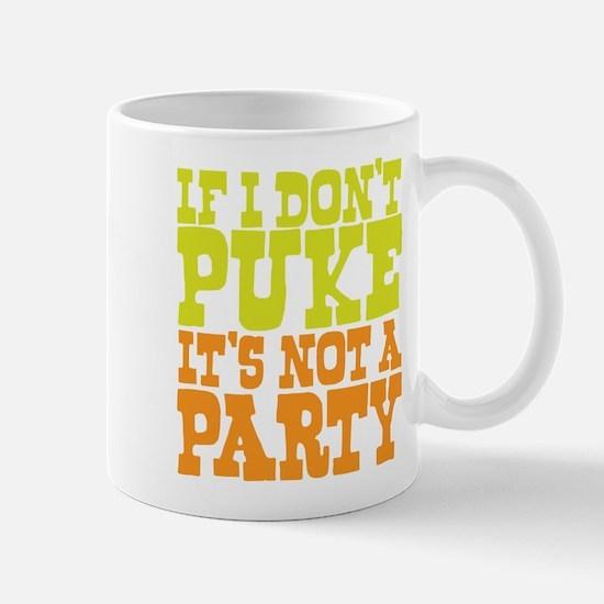 Pukin' Party Mug