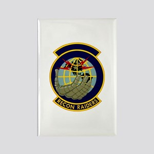 55th Security Police Rectangle Magnet