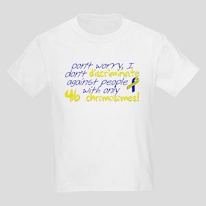 I won't judge you Kids Light T-Shirt