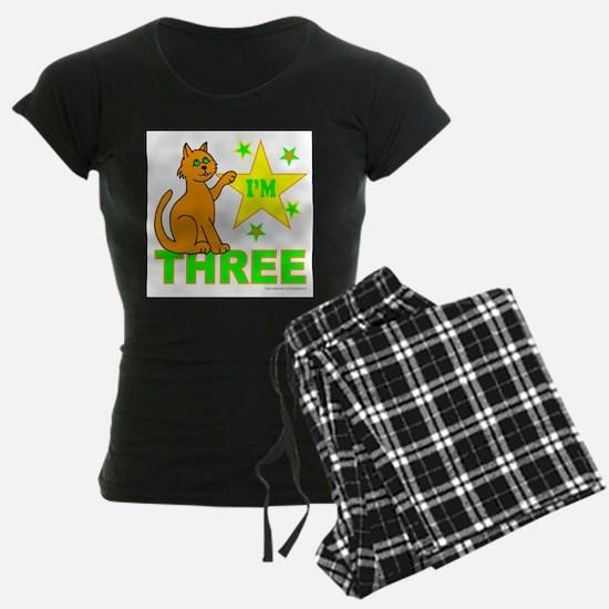 I'M THREE Pajamas
