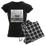 JOE THE PLUMBER Women's Dark Pajamas