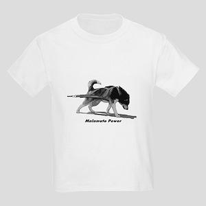 Malamute Power Kids Light T-Shirt