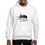Malamute Power Hooded Sweatshirt