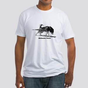 Malamute Power Fitted T-Shirt