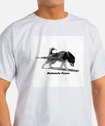 Malamute Power T-Shirt