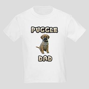 Puggle Dad Kids Light T-Shirt