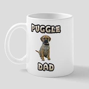 Puggle Dad Mug
