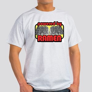 Ramen Power Ash Grey T-Shirt