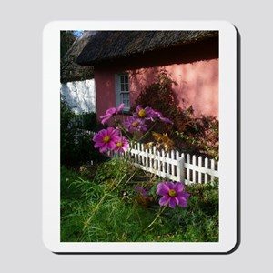 Irish Cottage mouspad