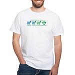Democrats Voting Green T-Shirt