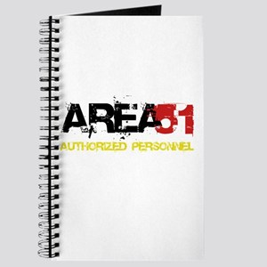 Area 51 Journal
